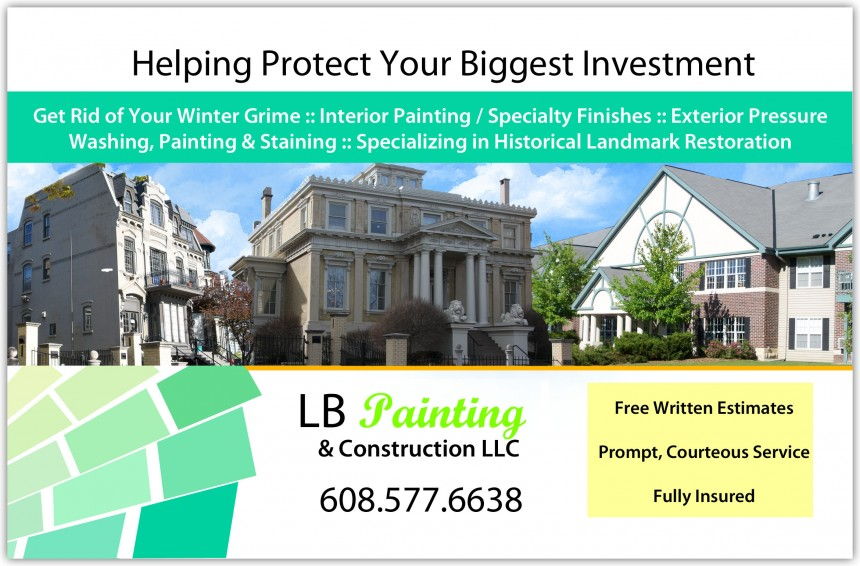 LB Painting and Construction