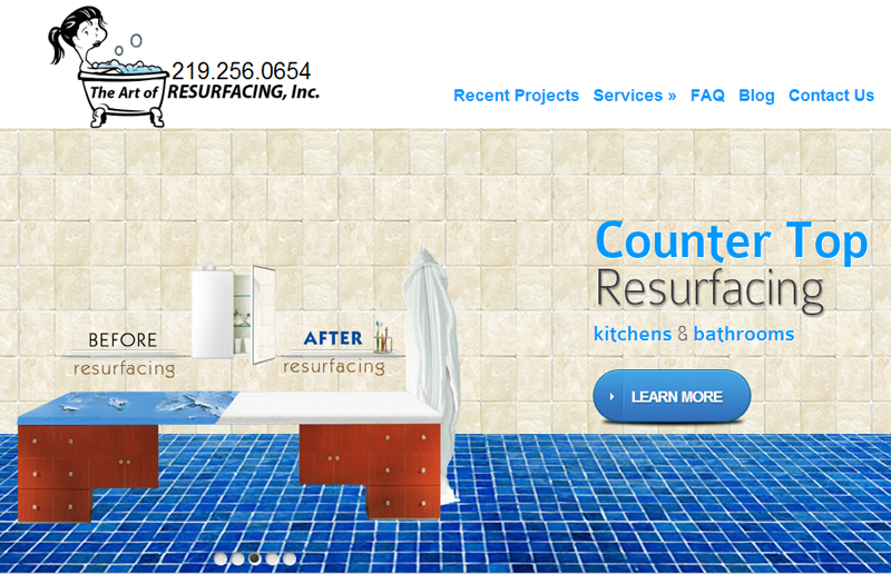 Resurfacing Reglazing