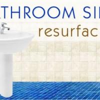 Sink Resurfacing Reglazing