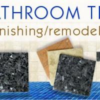 Tile Resurfacing Reglazing
