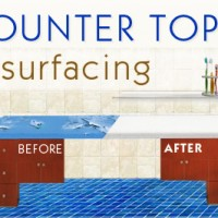 Countertop Resurfacing Reglazing