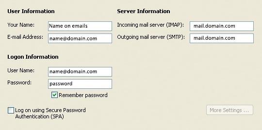 outlook-email-setup-for-2003-user-information