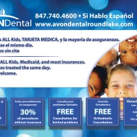 Avon Dental Mailer Side 1
