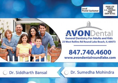 Avon Dental EDDM Image 2
