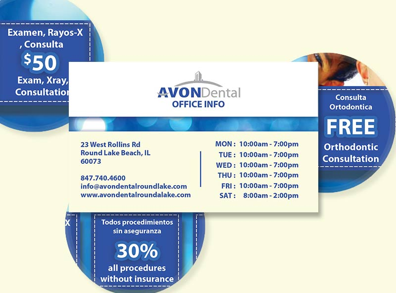Avon Dental Round Lake