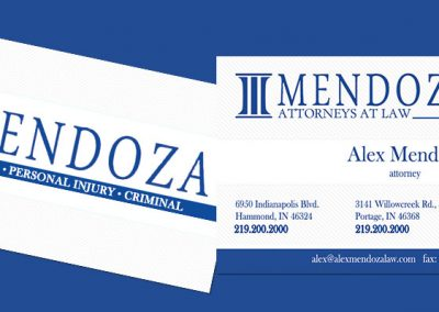 Alex Mendoza Personal Injury Lawyer